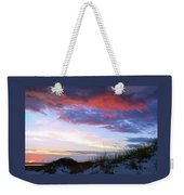 Pensacola Sunset After The Storm Weekender Tote Bag