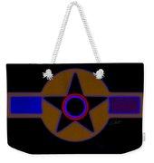 Pentagram Weekender Tote Bag