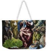 Pentecost Weekender Tote Bag