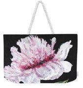 Peony Bloom Weekender Tote Bag