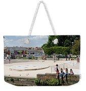 People Enjoying The Stratford Sunshine Weekender Tote Bag