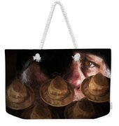 People In The Box Weekender Tote Bag