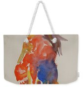 People Turned Away Weekender Tote Bag