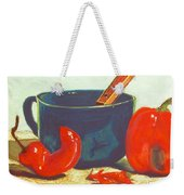 Pepper Harvest Weekender Tote Bag