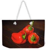 Pepper Medley Weekender Tote Bag