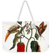 Pepper Plant Weekender Tote Bag