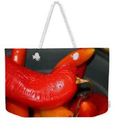 Peppers IIi Weekender Tote Bag