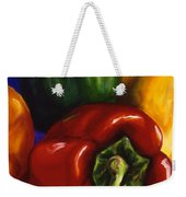 Peppers On Peppers Weekender Tote Bag