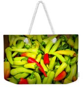 Peppers Weekender Tote Bag