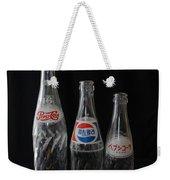 Pepsi Bottles Weekender Tote Bag