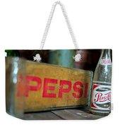 Pepsi Crate Weekender Tote Bag