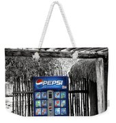 Pepsi Generation Palm Springs Weekender Tote Bag