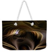 Perceptual Flux Weekender Tote Bag