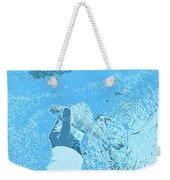 Perch Blue Weekender Tote Bag