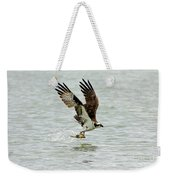 Perch On The Run Weekender Tote Bag