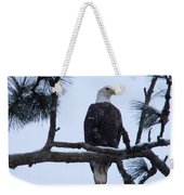 Perched And Proud  Weekender Tote Bag