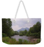 Percy Peaks From Northside Rd Weekender Tote Bag