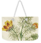Perennial Adonis Weekender Tote Bag