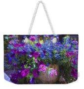 Perennial Flowers Y2 Weekender Tote Bag