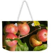 Perfect Apples Weekender Tote Bag