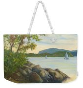 Perfect Day For A Sail Weekender Tote Bag