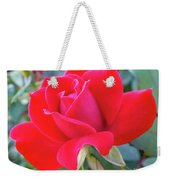 Perfect Form - Knock Out Rose Weekender Tote Bag
