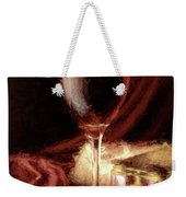 A Perfect Glass Of Wine Weekender Tote Bag