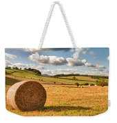 Perfect Harvest Landscape Weekender Tote Bag by Amanda Elwell