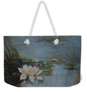 Perfect Lotus - Lmj Weekender Tote Bag