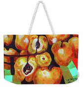 Perfect Pears Weekender Tote Bag