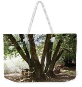 Perfect Picnic Tree Weekender Tote Bag