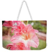 Perfect Pink Canna Lily Weekender Tote Bag