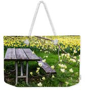 Perfect Place To Picnic Weekender Tote Bag