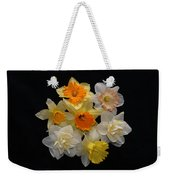 Perfect Ring Of Daffodils Weekender Tote Bag