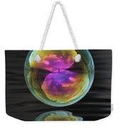 Perfect Sphere Weekender Tote Bag