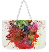 Perfect Strawberry Weekender Tote Bag