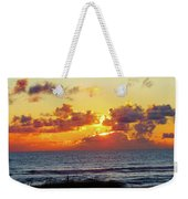 Perfect Sunset Cannon Beach I Weekender Tote Bag