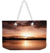 Perfect Sunset Weekender Tote Bag