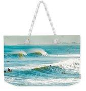 Perfect Surf Weekender Tote Bag