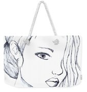 Perfection Weekender Tote Bag