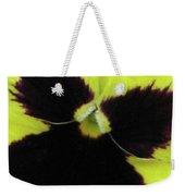 Perfectly Pansy 06 Weekender Tote Bag