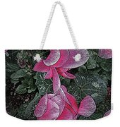 Perfectly Pink Weekender Tote Bag