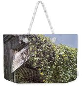 Pergola And Vines Weekender Tote Bag
