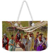 Period Performers At Ephesis Turkey Weekender Tote Bag