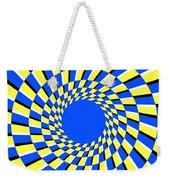 Peripheral Drift Illusion  Weekender Tote Bag