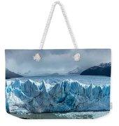 Perito Moreno Glacier Pano Weekender Tote Bag