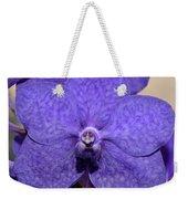 Periwinkle Orchid Weekender Tote Bag