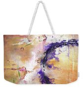 Perpetual Motion - Squared Weekender Tote Bag