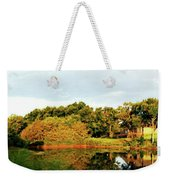 Perry Reflection Photo Weekender Tote Bag