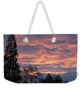 Perrydale Sunrise Weekender Tote Bag